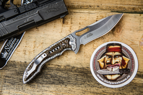 Складной нож Fossil by Flavio Ikoma 5460