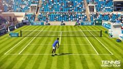 Nintendo Switch Tennis World Tour (русские субтитры)