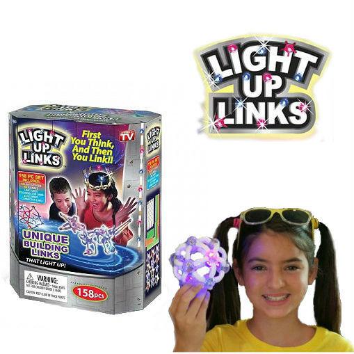 """Интересно детям Светящийся конструктор """"Светящиеся линии"""" (Light up links) f23ff3f7d8ea207d3b76b3cbb1becffb.jpg"""