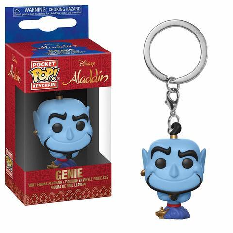 Брелок Джинни || POP! Keychain Genie