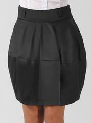 0553-1 юбка черная