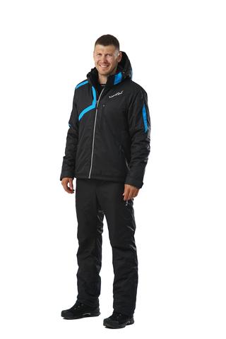 NORDSKI PREMIUM прогулочный лыжный костюм черный