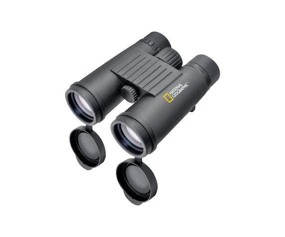 Защитные крышки объективов Bresser National Geographic 10x 42