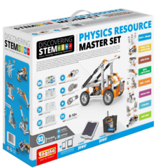 DISCOVERING STEM. PHYSICS RESOURCE MASTER SET