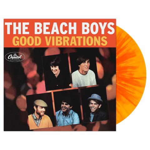 The Beach Boys / Good Vibrations (Coloured Vinyl)(12