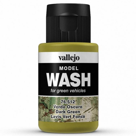 Dark Green Wash 35 ml.
