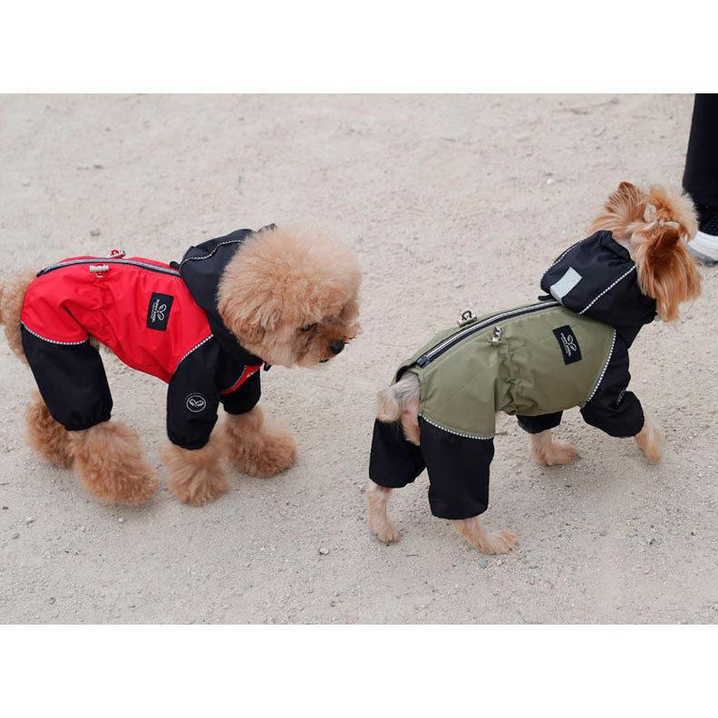 дождевики для собак москва