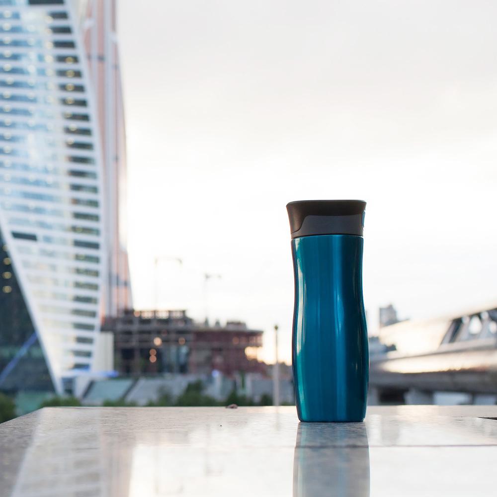 Термокружка El Gusto Berry (0,47 литра) синяя