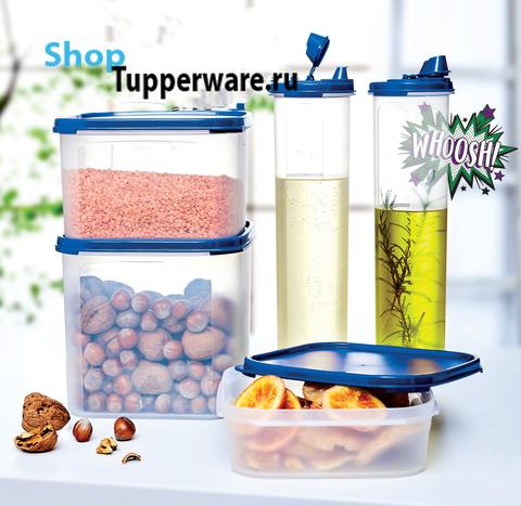 контейнеры компакт и компактус для масла tupperware
