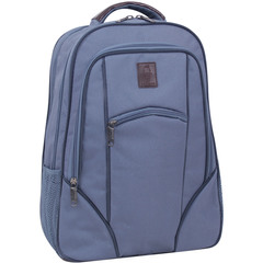 Рюкзак для ноутбука Bagland Рюкзак под ноутбук 537 21 л. Серый (0053766)