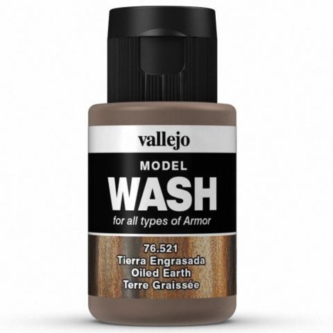 Oiled Earth Wash 35 ml.