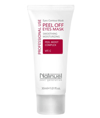Маска для кожи вокруг глаз (Natinuel   Peel Off Eyes Mask), 30 мл