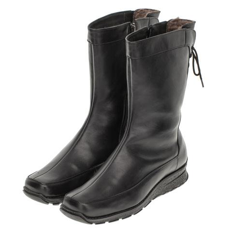 199432 п/сапоги женские. КупиРазмер — обувь больших размеров марки Делфино