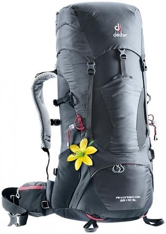 рюкзак туристический Deuter Aircontact Lite 35+10 Sl