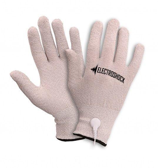 Электростимуляторы: Перчатки с электростимуляцией E-Stimulation Gloves