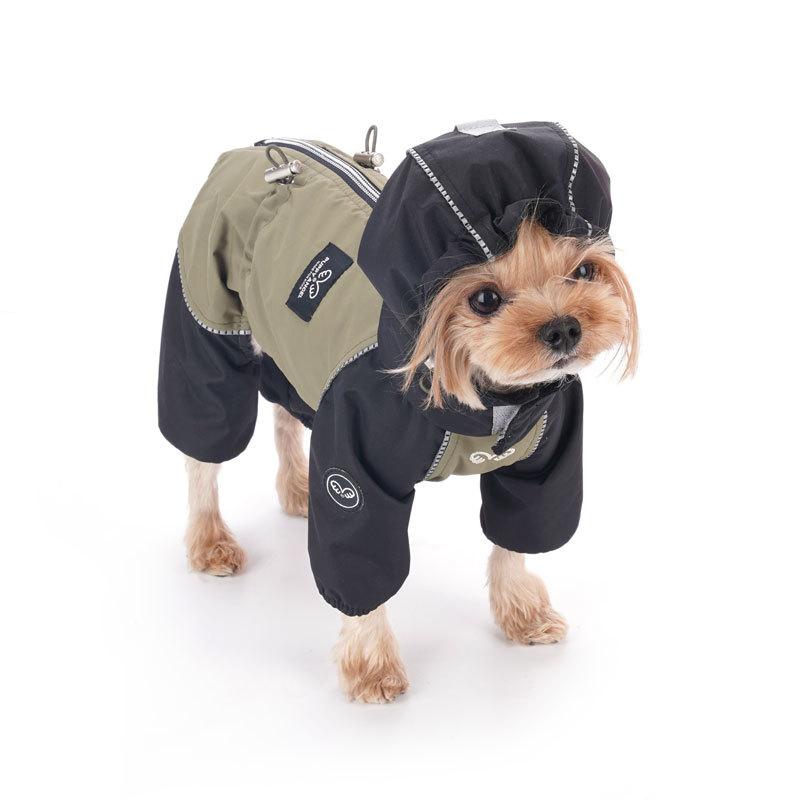 дождевик для собаки мальчика