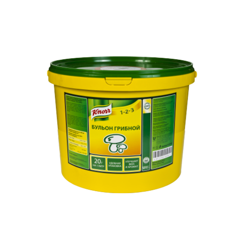 Бульон грибной Knorr 8кг