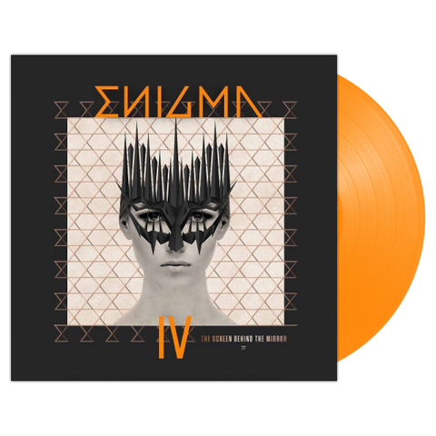 Enigma / The Screen Behind The Mirror (Coloured Vinyl)(LP)