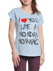 37662-10-1 футболка женская, голубая