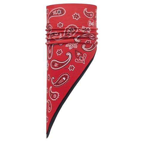Бандана-шарф флисовая Buff Cashmere Red / Black