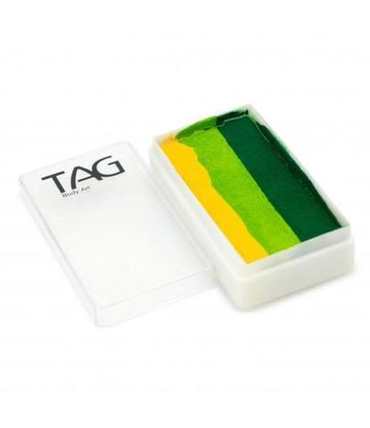 Аквагрим TAG 30 гр Сплит-кейк Желтые листья