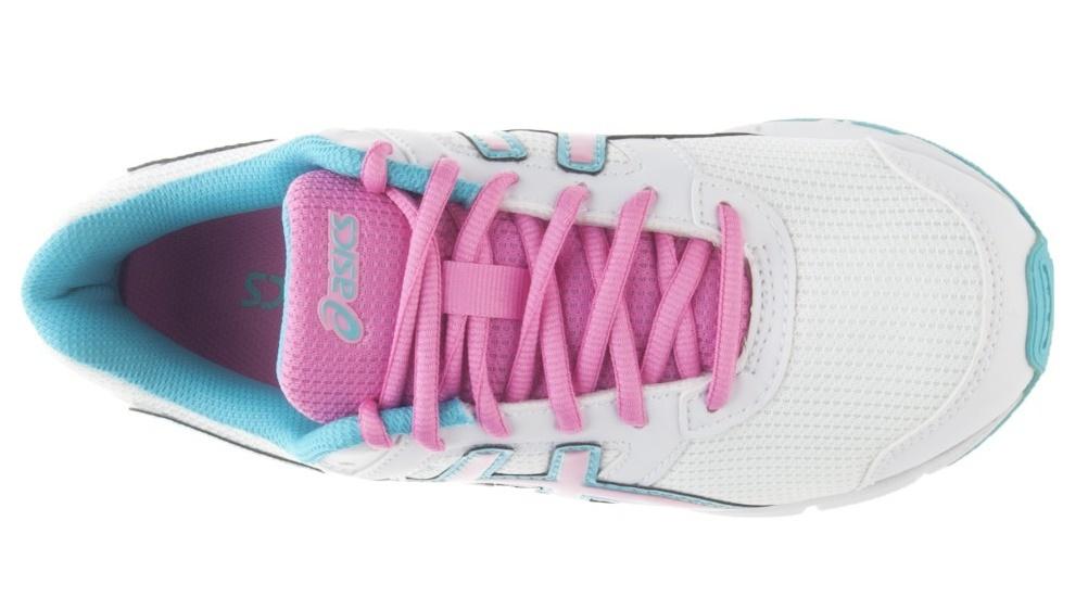 Детские беговые кроссовки Asics Gel-Galaxy 8 GS (C520N 0119) для девочек