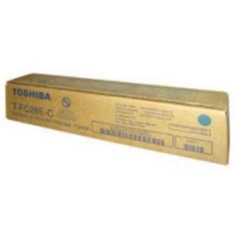 Тонер T-FC65EC голубой для Toshiba e-STUDIО5540CSE/6540CSE/6550CSE (29,5K) (6AK00000179)