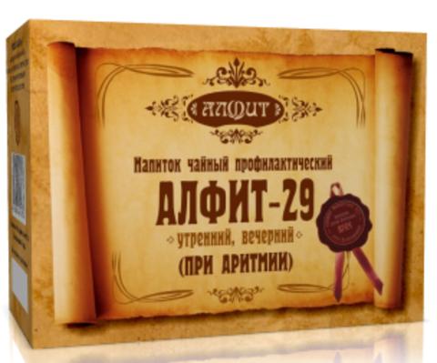 Фитосбор Алфит-29 При аритмии, 60 ф/п*2г