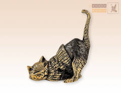 фигурка Кот в свитере
