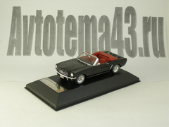 1:43 Ford Mustang Convertible
