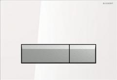 Клавиша смыва Geberit Sigma40 115.600.SI.1 фото