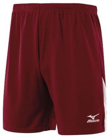 Шорты волейбольные Mizuno Trade Short мужские red