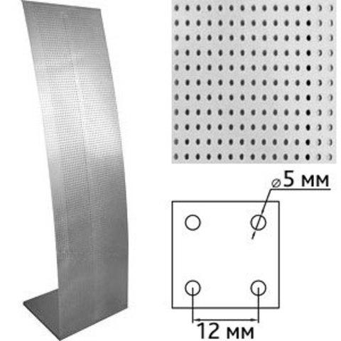Буклетница Парус-455 мм (1590х455х370 мм)