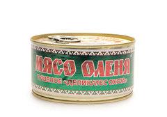 Тушеное мясо оленя МКК Балтийский, 325г