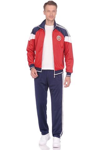 Спортивный костюм СССР 10M-AS-1256/1 красный