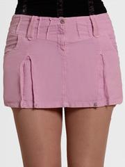 6227-1 юбка розовая