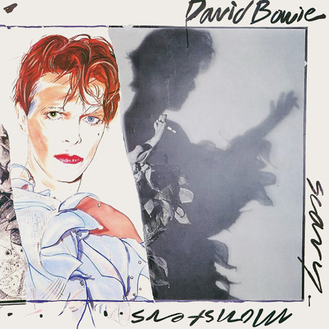 David Bowie / Scary Monsters (And Super Creeps)(CD)