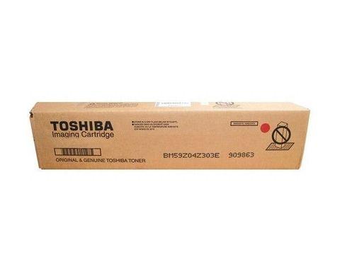 Тонер T-FC65EM пурпурный для Toshiba e-STUDIО5540CSE/6540CSE/6550CSE (29,5K) (6AK00000183)