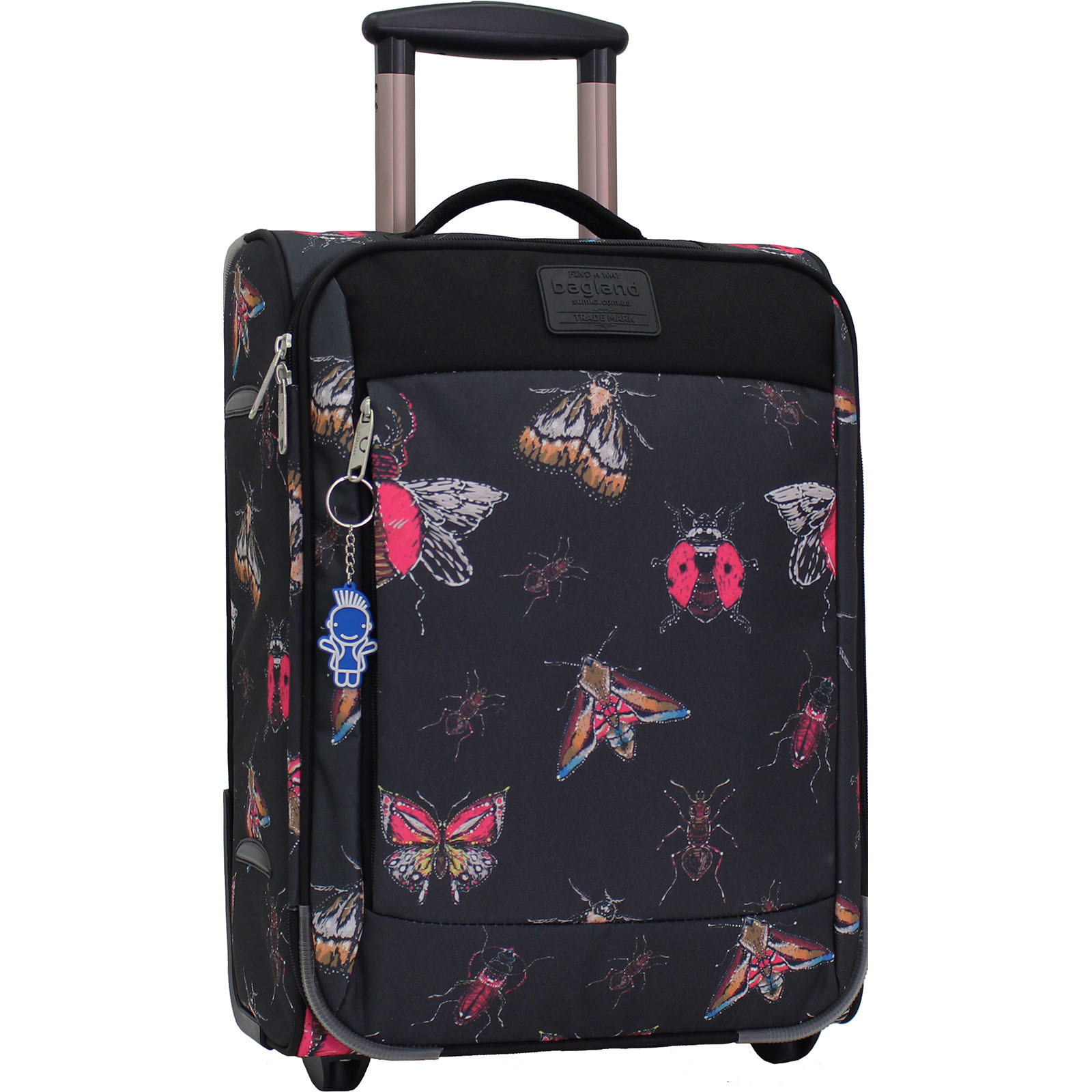 Дорожные чемоданы Чемодан Bagland Vichenzo 32 л. сублімація 154 (0037666194) IMG_1362.JPG
