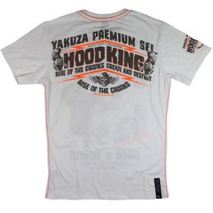 Футболка белая Yakuza Premium 2505