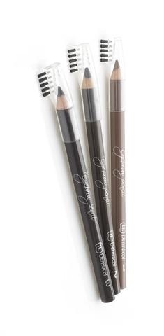 Dermacol SOFT EYEBROW PENCIL Мягкий карандаш для бровей с щеточкой