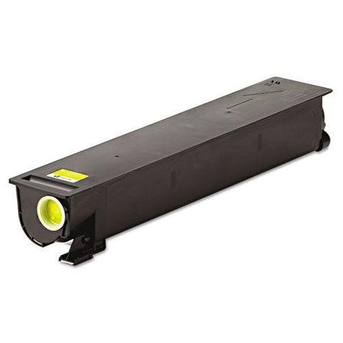 Тонер T-FC65EY желтый для Toshiba e-STUDIО5540CSE/6540CSE/6550CSE (29,5K) (6AK00000185)