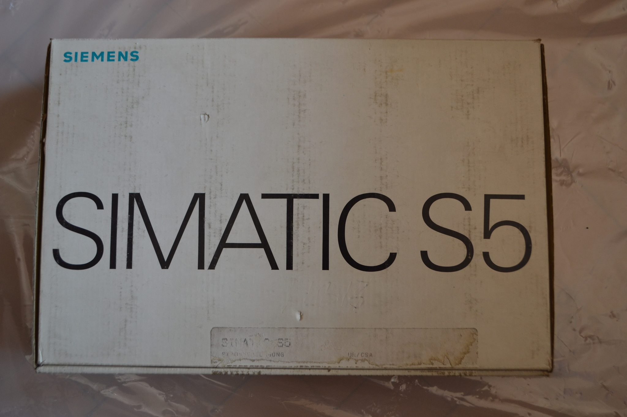 SIMATIC S5 951 POWER SUPPLY MODULE F. S5-115U