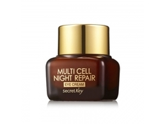 Secret Key Multi Cell Night Repair Eye Cream. 15g.