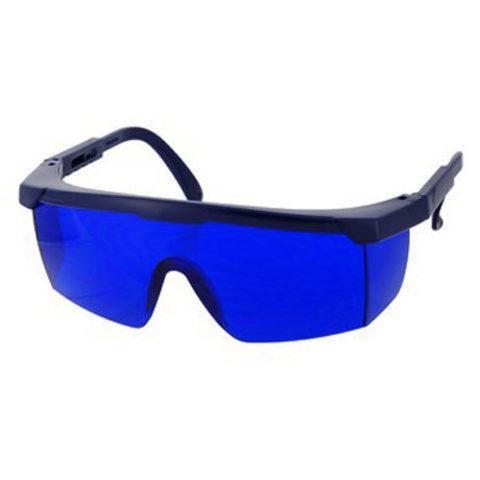 Синие защитные очки для фотоэпиляции