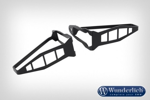 Защита задних поворотников BMW (комплект 2 шт) - черный