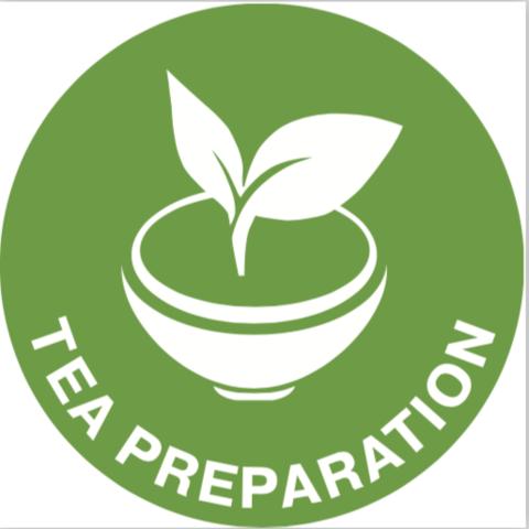Значок Tea Preparation