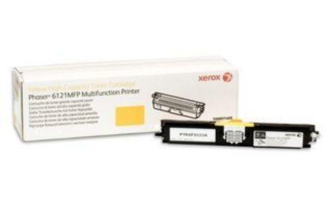 Картридж для Xerox Phaser 6121 MFP желтый увеличенной емкости, 2600 стр. - Xerox 106R01475