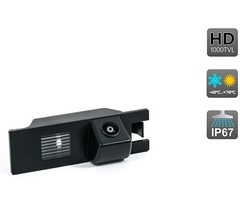 Камера заднего вида для Hummer H3 Avis AVS327CPR (#068)