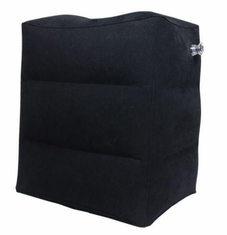 Подушка под ноги в самолет Travelsky черная